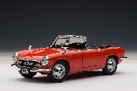 Hohda S800 Roadster 1966 Red