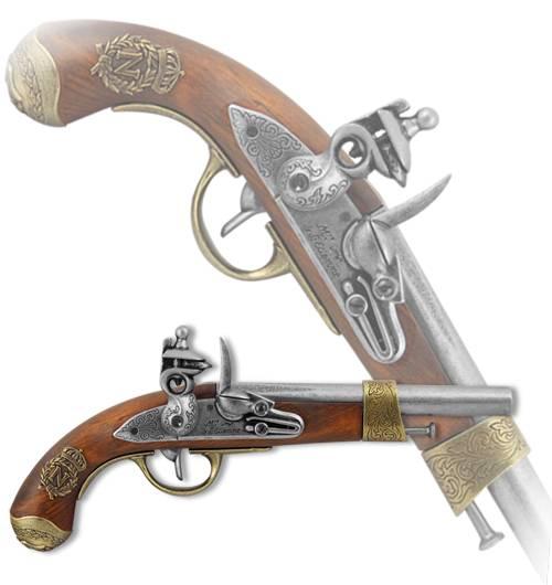 Пистоль Наполеона, Грибоваль, 1806 год Denix DE-1063