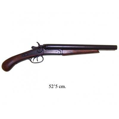 Двуствольное укороченное ружье, США, 1881 г. Denix DE-1114