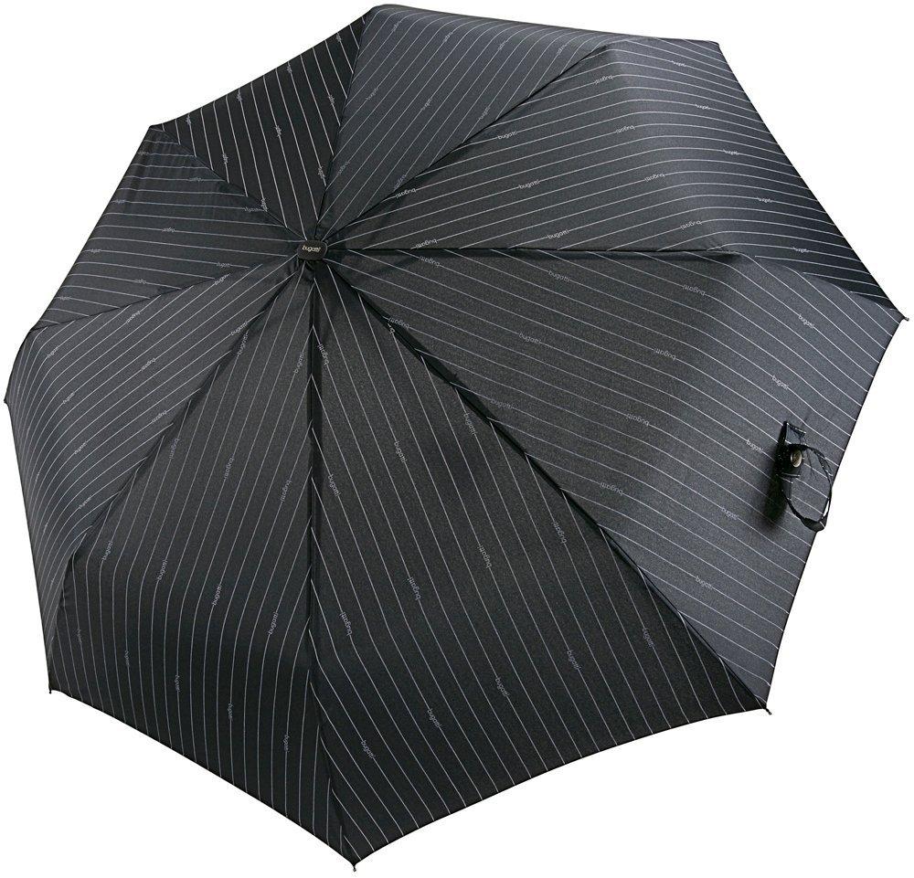 Зонт Turismo, черный Bugatti 5256.30