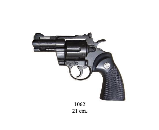 Револьвер Python, калибр .357 Magnum, США 1955 г., 2-х дюймовый Denix DE-1062