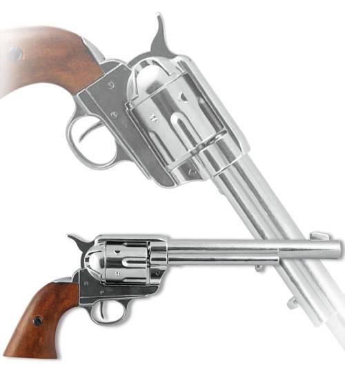 """Револьвер Кольт """"Победа"""", 1873 г. Denix DE-1191-NQ"""