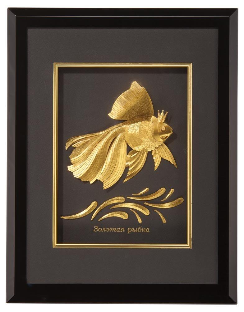 Панно «Золотая рыбка» Кузькина Мать 21156