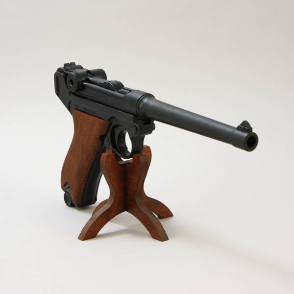 """Пистолет """"Люгер"""" P08 на подставке Denix DE-M-1144"""