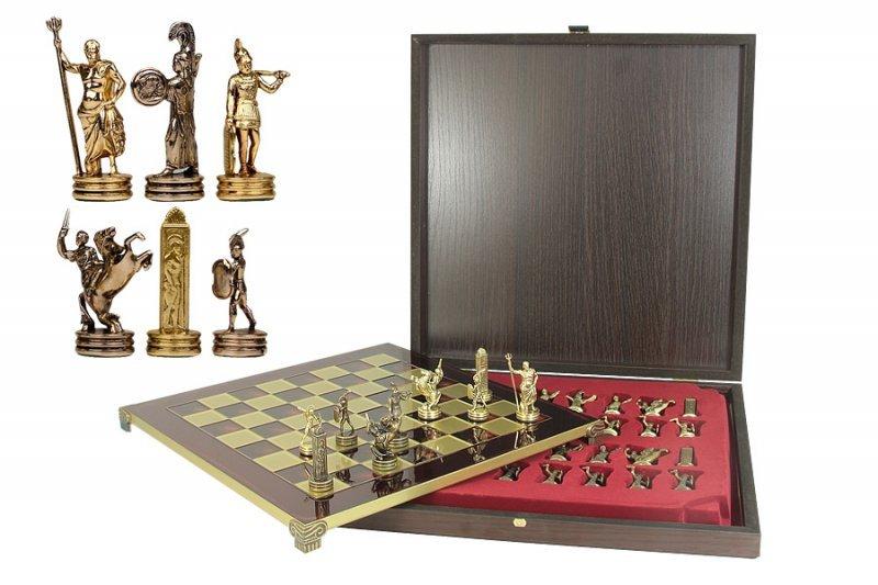 Шахматы оригинальные сувенирные Троянская война MP-S-4-C-36-R