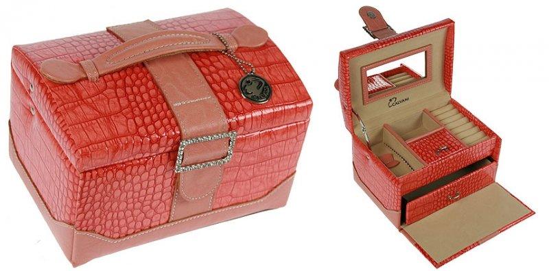 """Шкатулка для ювелирных украшений """"Pink box"""" Calvani 83398"""