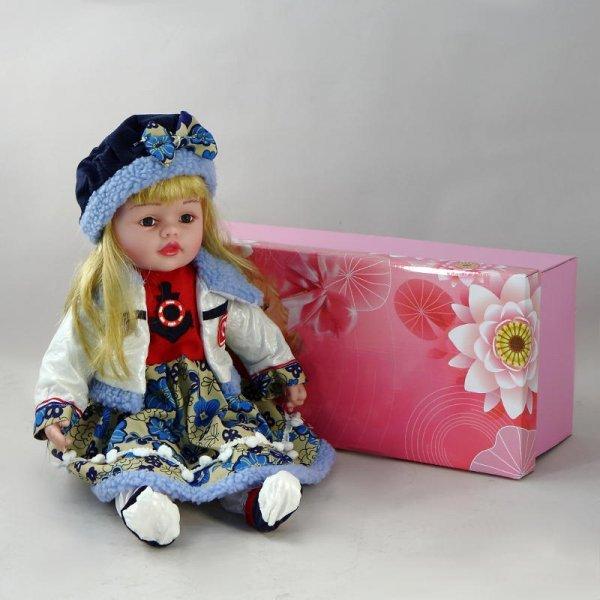 "Кукла декоративная виниловая ""Морячка"" Prodoll PD-VD-22437"