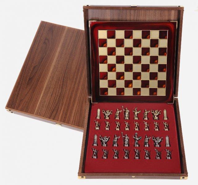 Шахматы сувенирные Троянская война MP-S-4-36-R