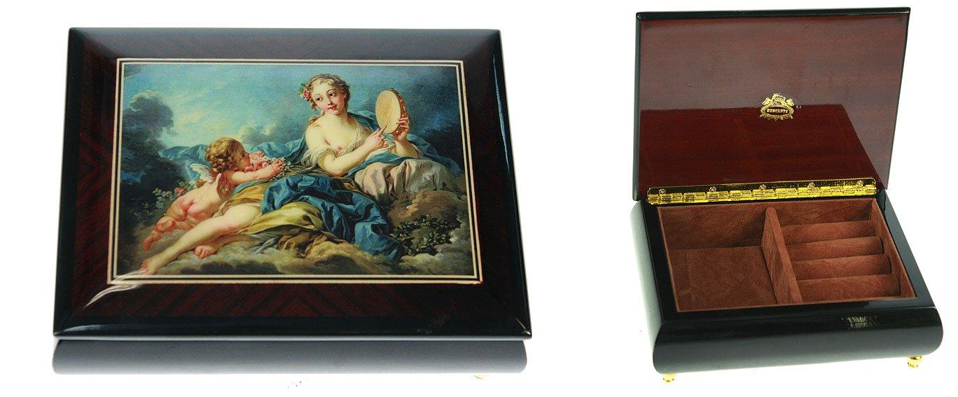 """Шкатулка для ювелирных украшений """"Venus"""" Mercante 36155"""