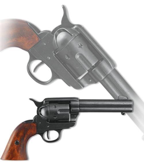 Револьвер Кольт, 45 калибр, США Denix DE-1186-N