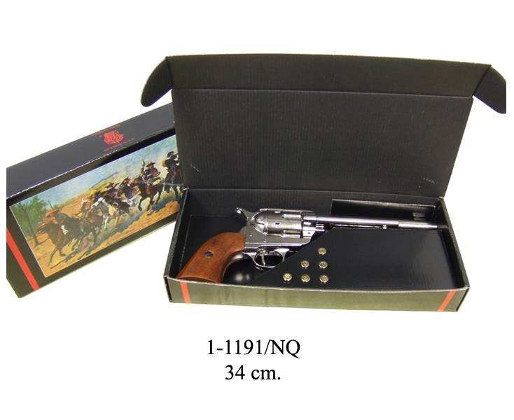 Револьвер кавалерийский, Кольт, 45 калибр Denix DE-1-1191-NQ