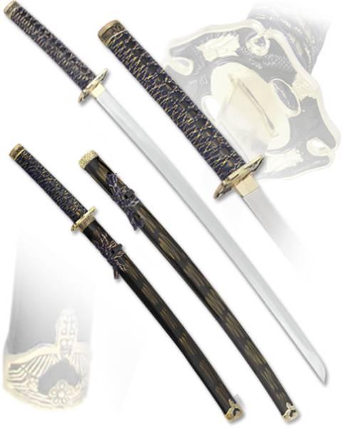"Набор самурайских мечей ""Клинок жизни"" Armas del Mundo D-50016-KA-WA"