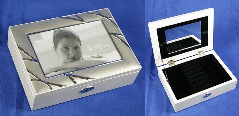 "Шкатулка-фоторамка для ювелирных украшений ""Fionda"" Moretto 39871"