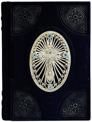 Православный Молитвослов с топазами (подарочное издание) livegifts 031(ф)