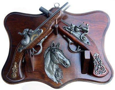 "Коллаж с пистолями ""Лошадь"" gifts 31678"