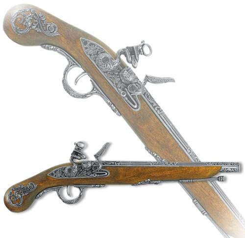 Пистоль, Италия, XVIII век Denix DE-1045-G