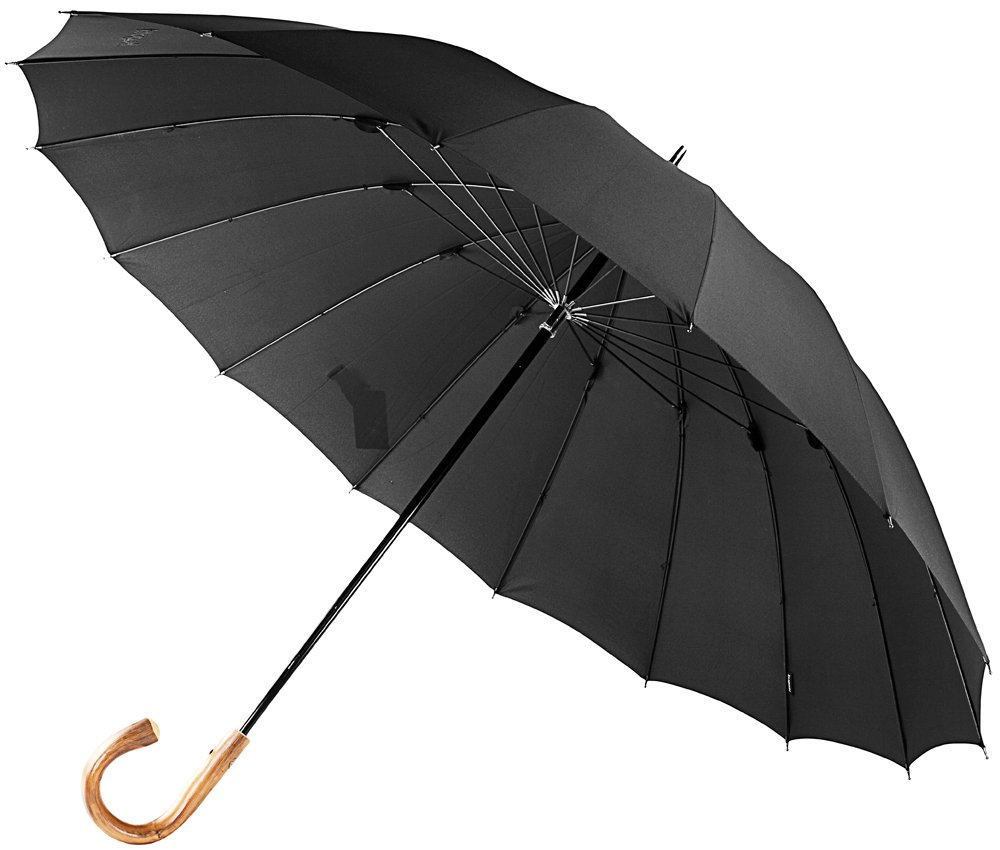 Зонт Big Boss, черный Bugatti 5260