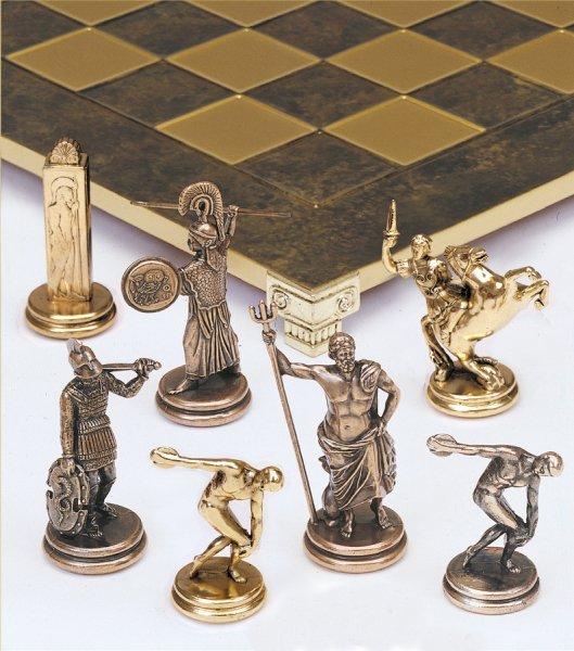 Шахматы подарочные Олимпийские Игры MP-S-7-C-36-B