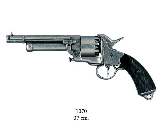 """Револьвер """"ЛеМат"""", США, 1860 г. времен гражданской войны Denix DE-1070"""