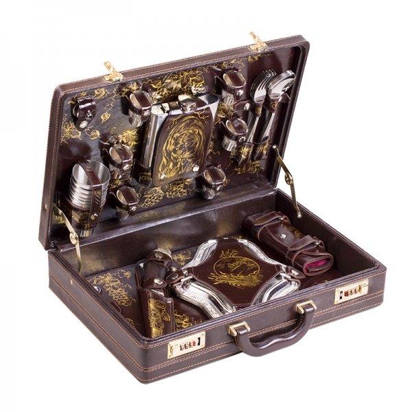Подарочный набор для пикника «Вельможа» Аксо 136КИ6