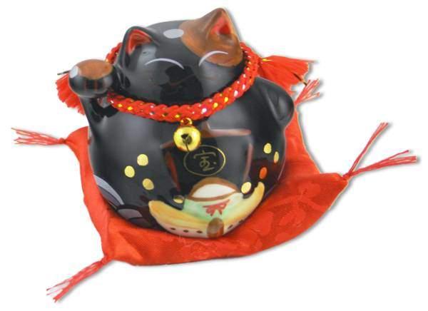 """Японский кот-копилка Манеки-неко """"Богатство и защита от зла!!"""" Pak Lee YC-10277-A"""