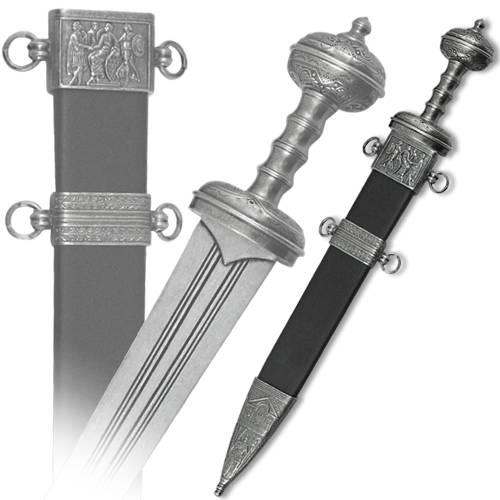 Меч римский в ножнах, 1 век до н.э. (хром) Denix DE-4116-NQ