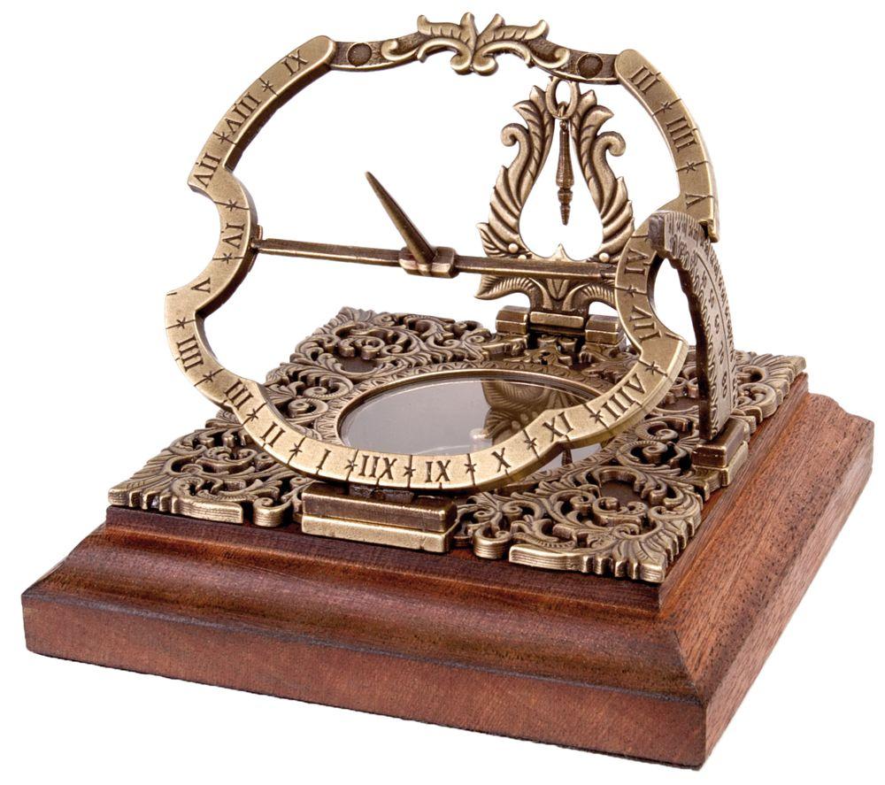 Экваториальные солнечные часы Ausburgo Hemis Z37007