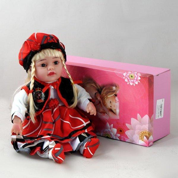 """Кукла декоративная виниловая """"Джейн"""" Prodoll PD-VD-24419"""