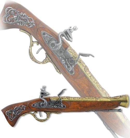 Пистоль австрийский, XVIII век Denix DE-1231-L