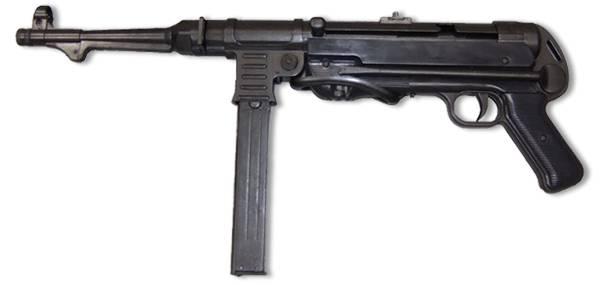 Автомат MP-40 Schmeisser (Образец 1940 г.) Denix DE-1111