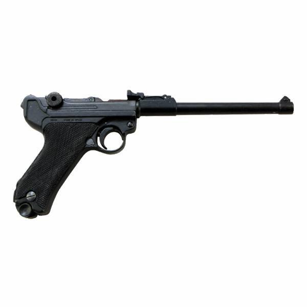 """Пистолет Люгер """"Парабеллум"""" P08, артиллерийский Denix DE-1145"""
