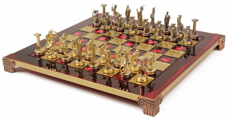 Шахматы подарочные Греческая Мифология MP-S-5-36-R