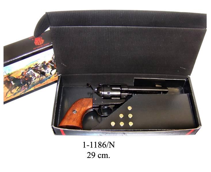 Револьвер Кольт, 45 калибр, США, 1879 год Denix DE-1-1186-N