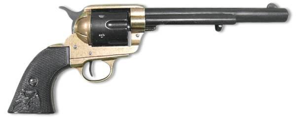 Револьвер, 1873 г., США, латунь Denix DE-1109-L