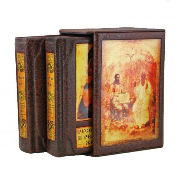 Русская икона и религиозная живопись. 2 тома. сделано в России BG5523F