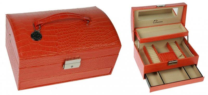 """Шкатулка для ювелирных украшений """"Orange box"""" Calvani 83408"""