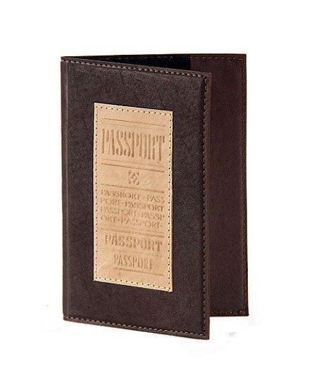 Обложка для паспорта «Статус» Макей 009-07-09М