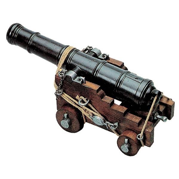 Пушка английского флота, XVIII век Denix DE-407