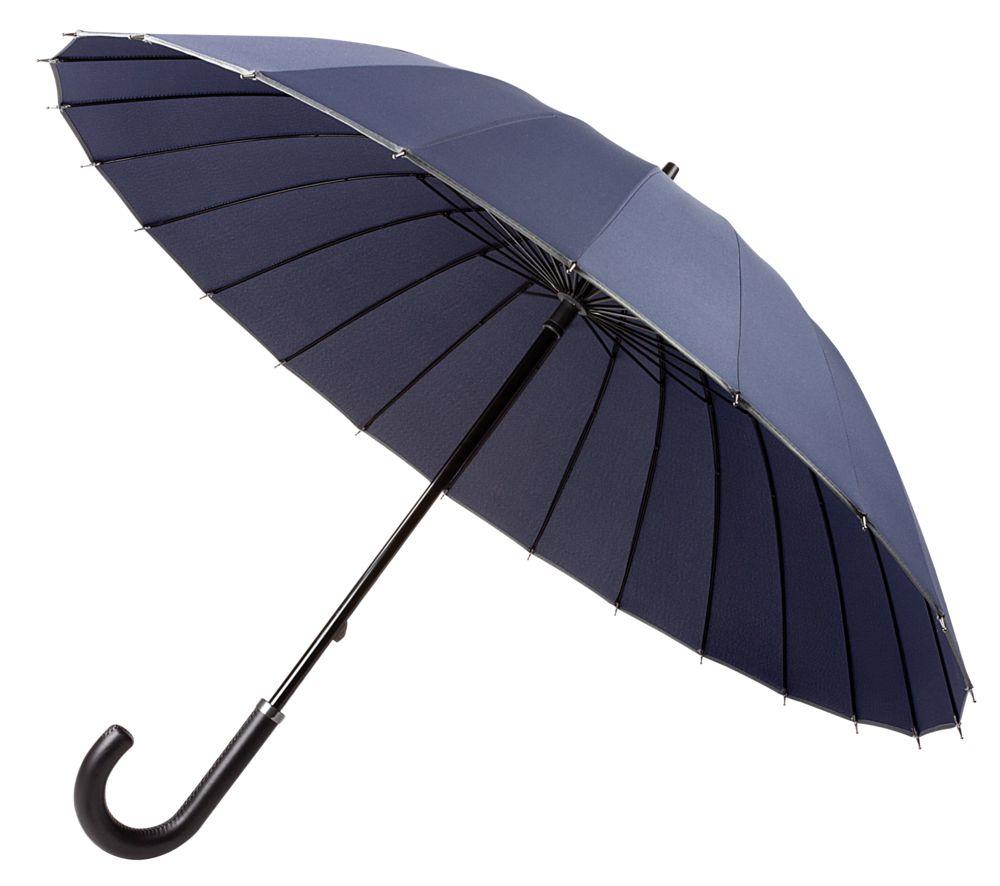Зонт Ella, темно-синий Matteo Tantini 6115.41