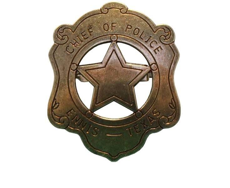 Бэйдж шефа полиции США Denix DE-110