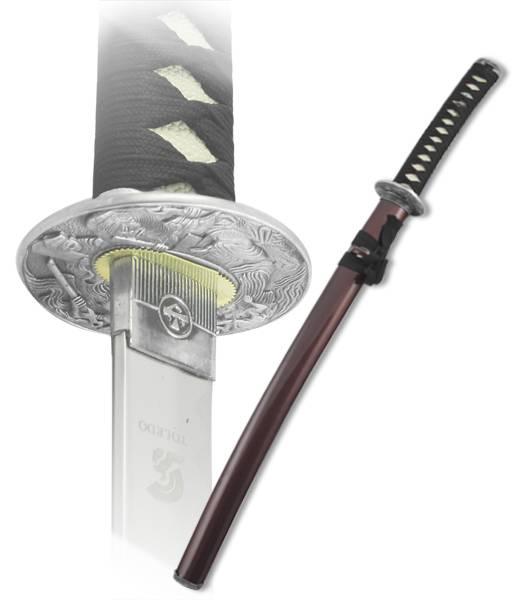 "Вакидзаси ""Путь самурая"" Art Gladius AG-191-R"