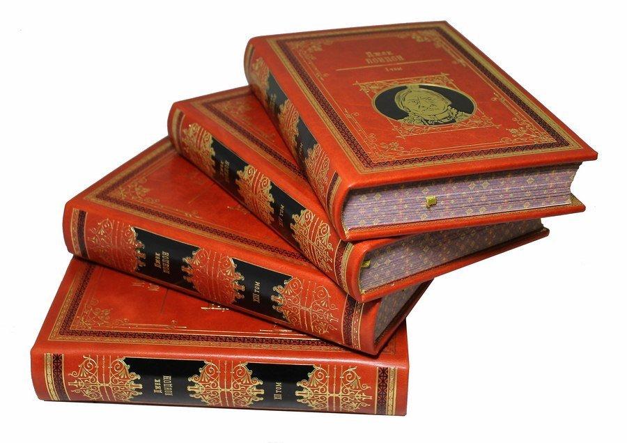 Джек Лондон. Собрание сочинений в 14 томах. сделано в России BG44230M