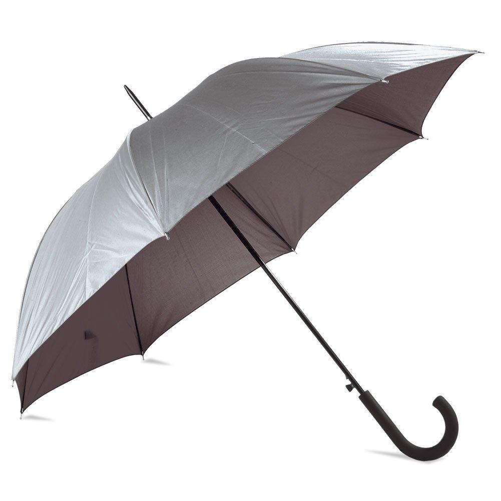 Зонт-трость Unit Wind, серебристый 2392.10