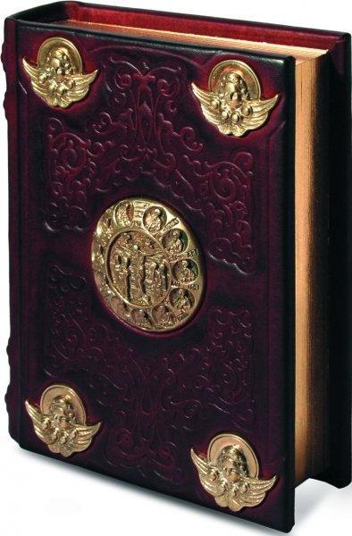 Православный Молитвослов с литьем (подарочное издание) livegifts 029(л)