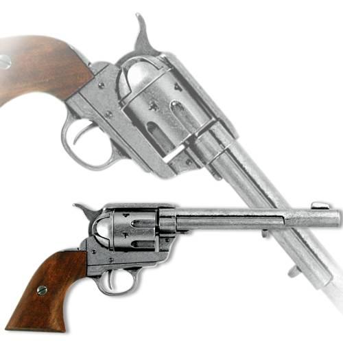 Кавалерийский револьвер Кольт, США, 1873 г. Denix DE-1191-G