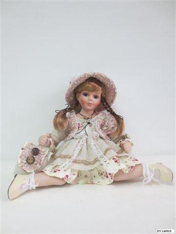 "Кукла фарфоровая ""Жозефина"" DV-140018"