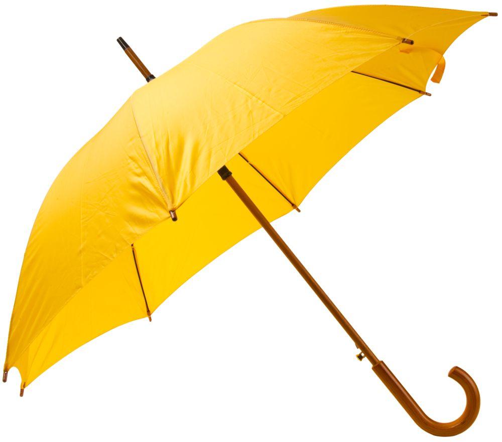 Зонт-трость Unit Standard, желтый 393.80