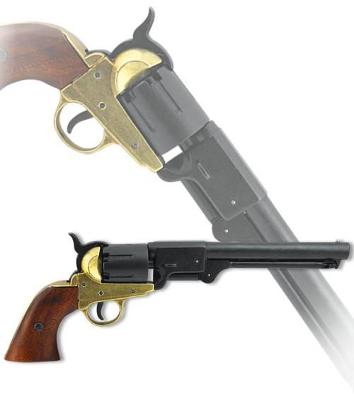 Револьвер ВМФ США (1851 г.) Denix DE-1083-L