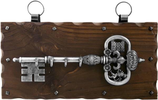 "Ключница настенная ""Серебрянная дверь"" Kolser KL-840"