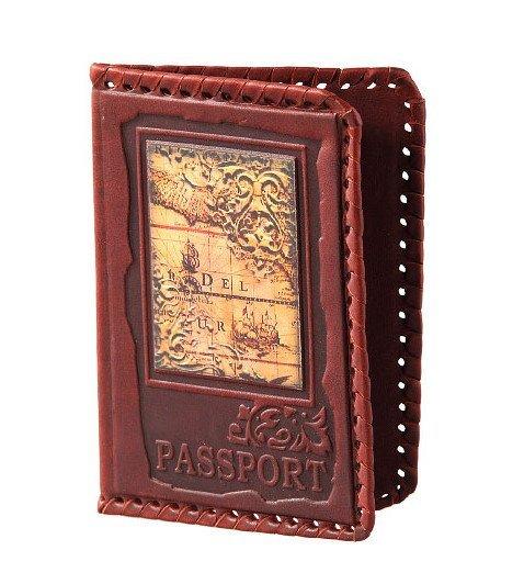 Обложка для паспорта «Престиж» Макей 009-08-05М
